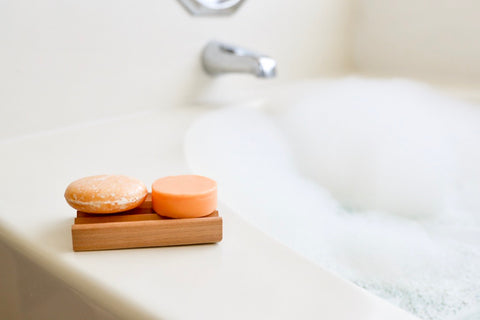 4 reasons why your hair will love our shampoo and conditioner bars