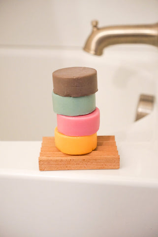 What You Need to Know About Our New Shampoo and Conditioner Bars