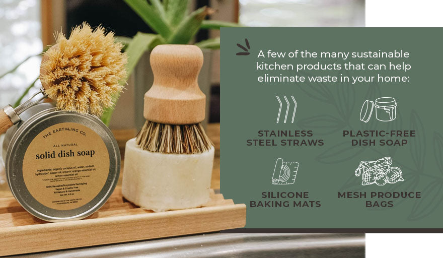 sustainable kitchen products