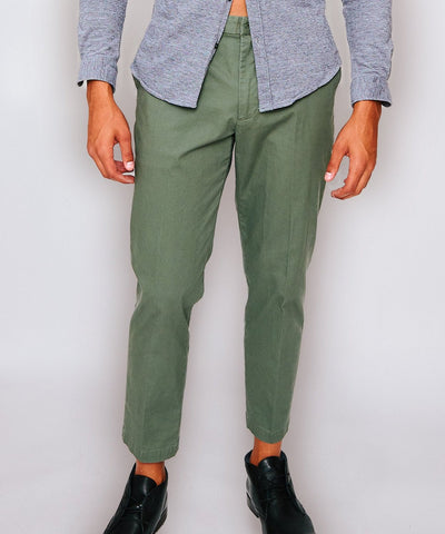 Carle Ankle Length Pants