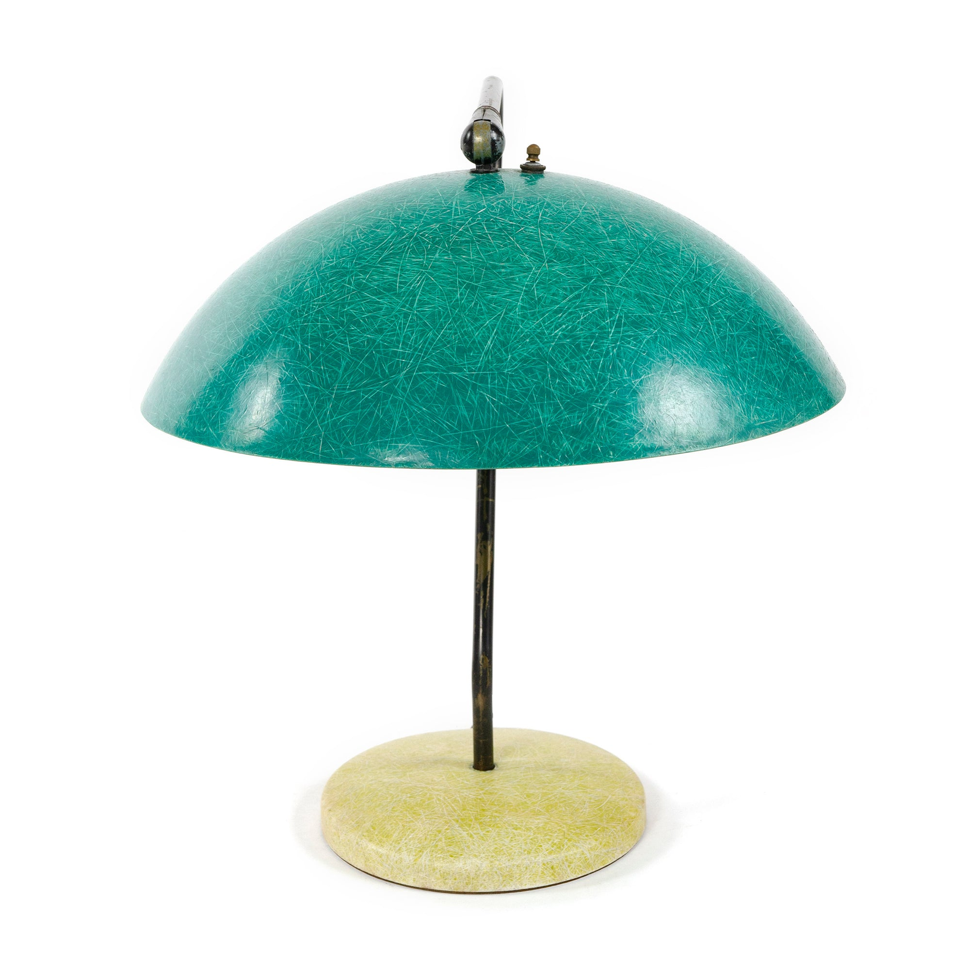 Fiberglass Desk Lamp - Lighting - Anonymous WYETH