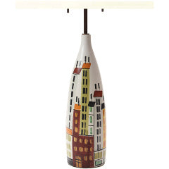 City Scape Table Lamp - Lighting - Bitossi WYETH