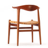 Teak Cow Horn Chair - Hans J. Wegner - WYETH
