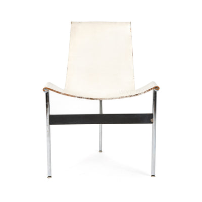 """T"" Chair - Seating - William Katavolos, Ross Littell & Douglas Kelly WYETH"