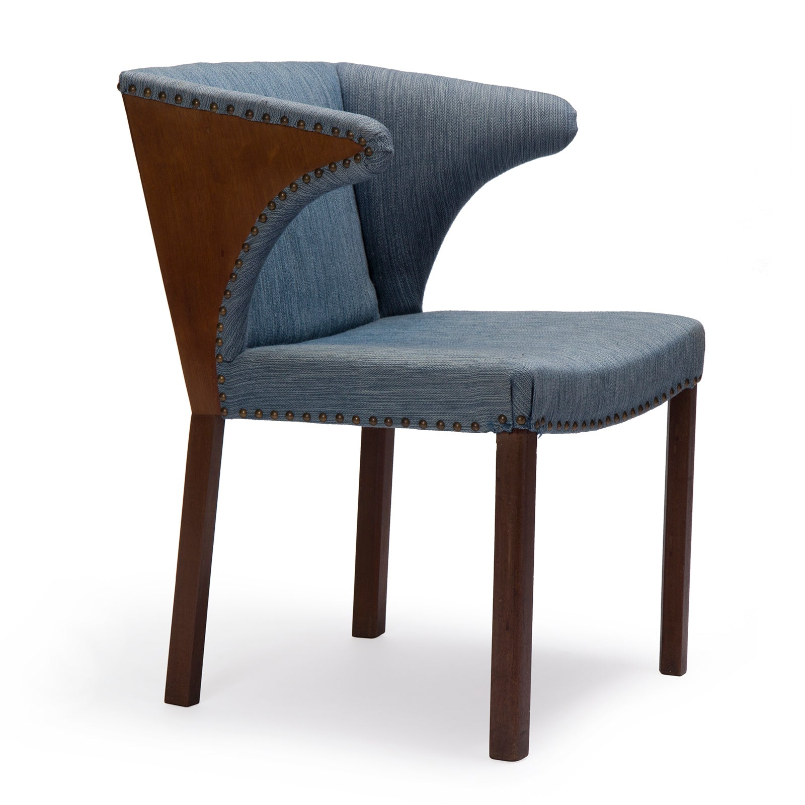 Wing Back Side Chair