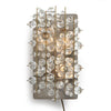 Cut Crystal Wall Lamp - Lighting - Hans Harald Rath WYETH