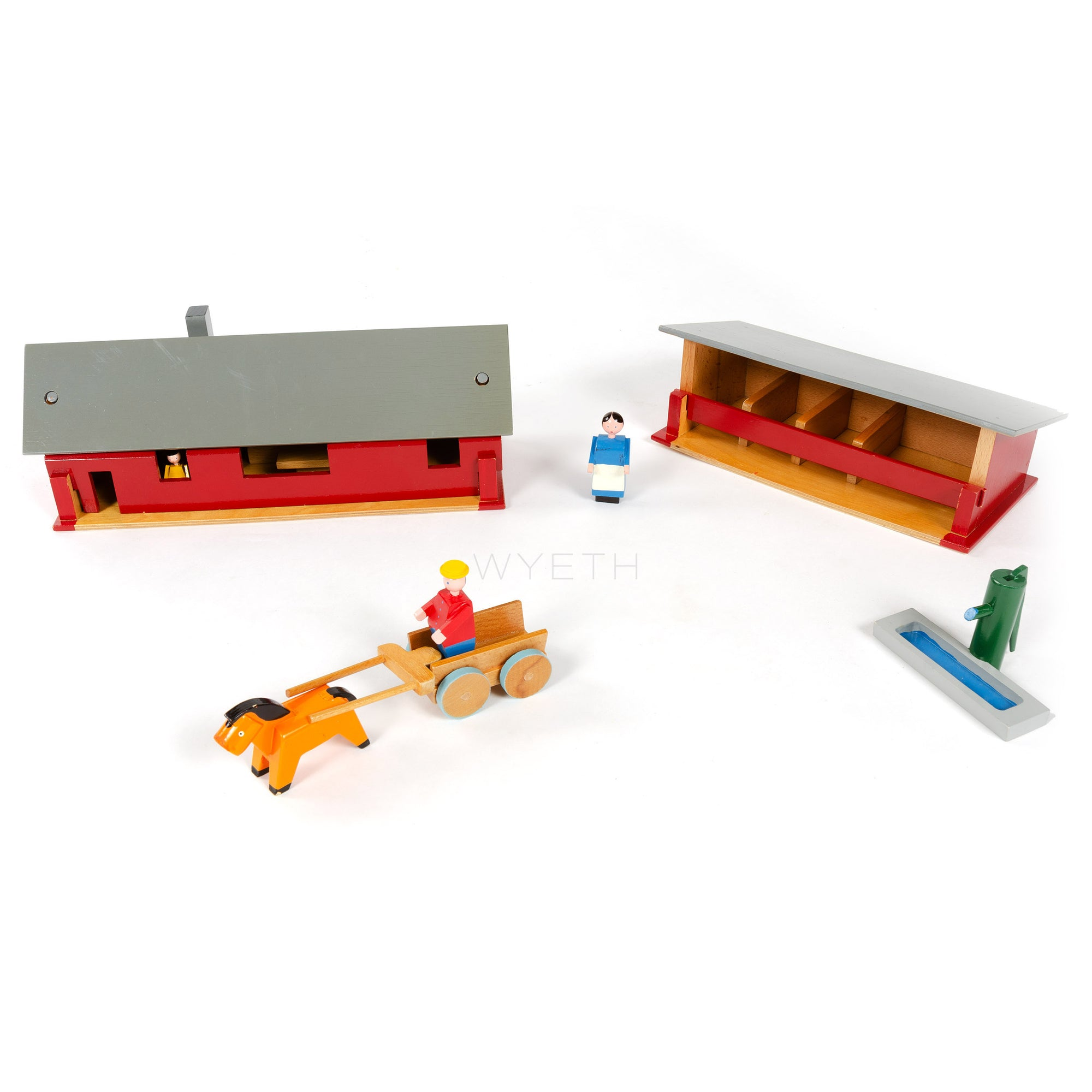 Farmhouse Toys