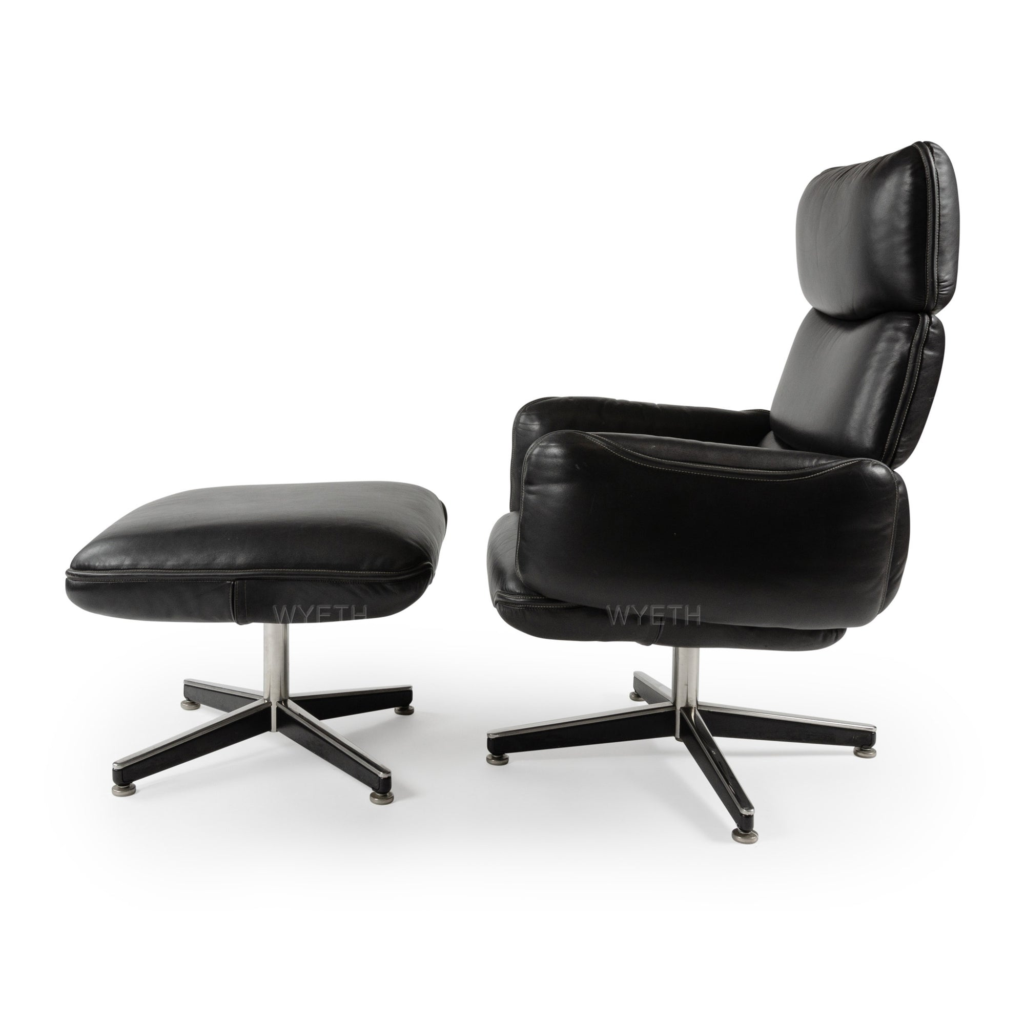 Executive Chair & Footstool