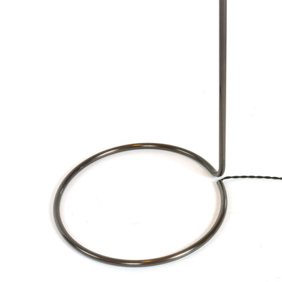 WYETH Original 'Rope' Floor Lamp in Blackened Bronze - Lighting - WYETH WYETH