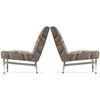 Pair of Op-Art Lounge Chairs - Seating - ----- WYETH