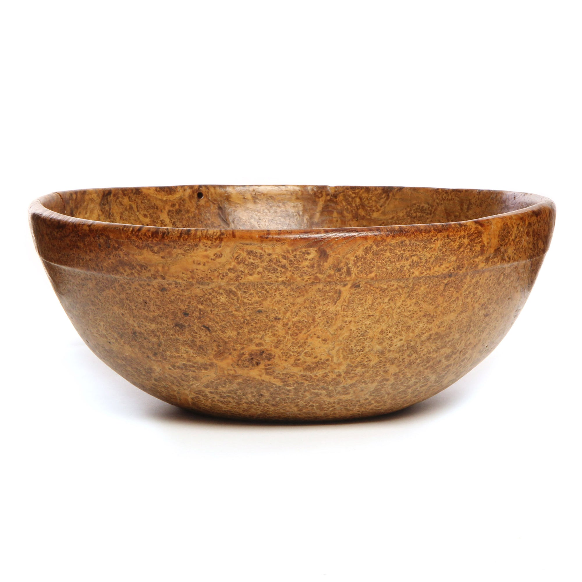 Burl Bowl - Tabletop - ----- WYETH