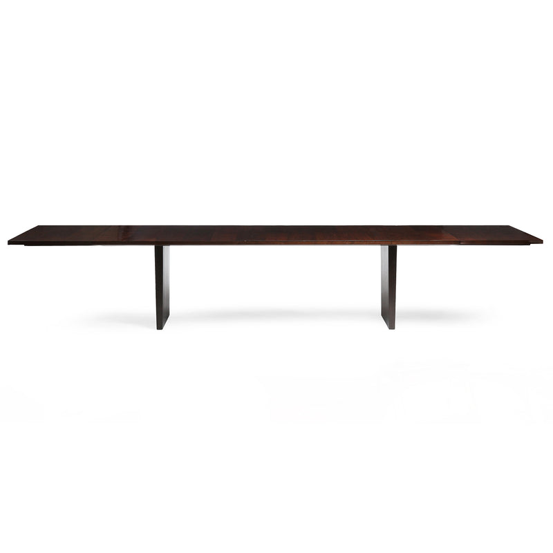 WYETH Original Bamboo Dining Table with End Leaves