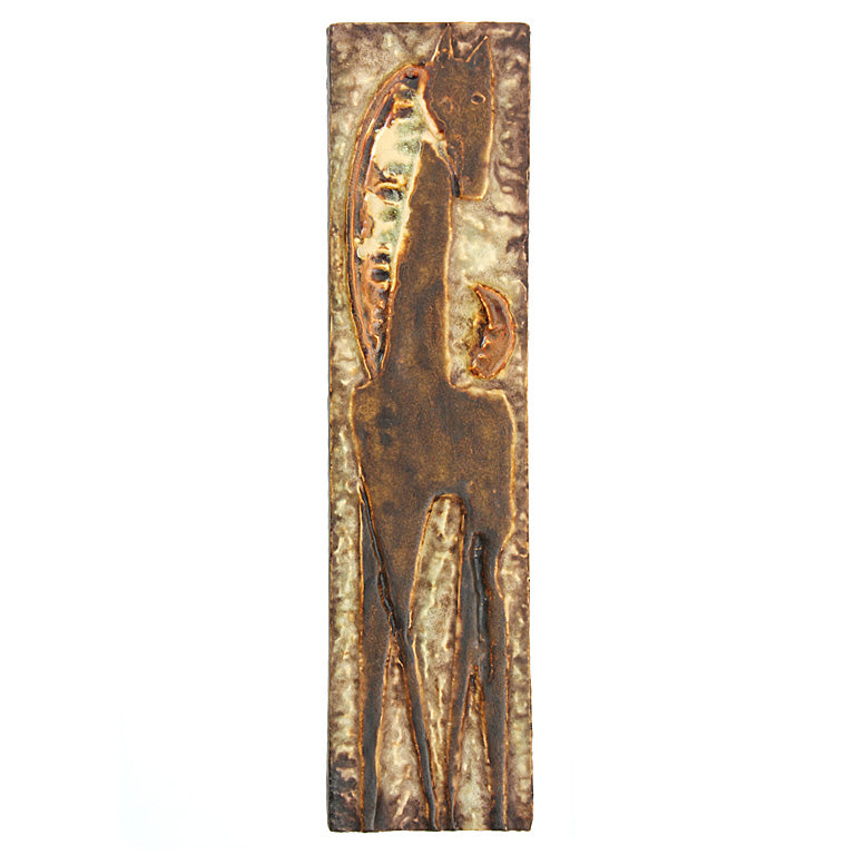Ceramic Giraffe Wall Hanging - Accessories - Helmut Schäffenacker WYETH