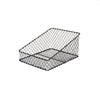 Woven Wire Basket - Unmarked - WYETH