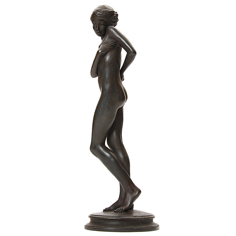Bronze Sculpture - Accessories - Eleanor Mary Mellon WYETH