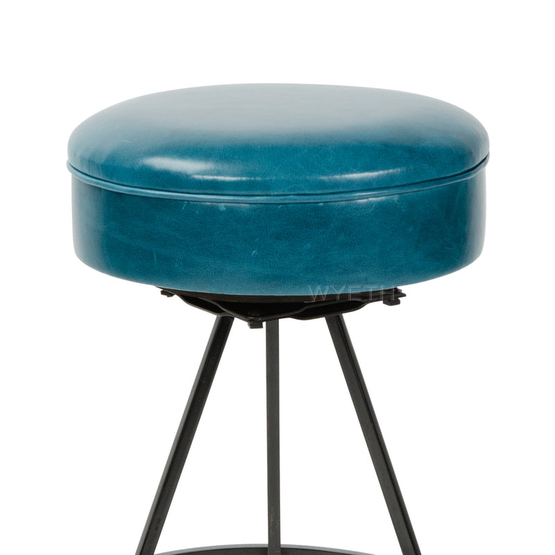 Hairpin Swivel Barstool