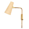 Petite Adjustable Wall Sconce - Lighting - Paavo Tynell WYETH