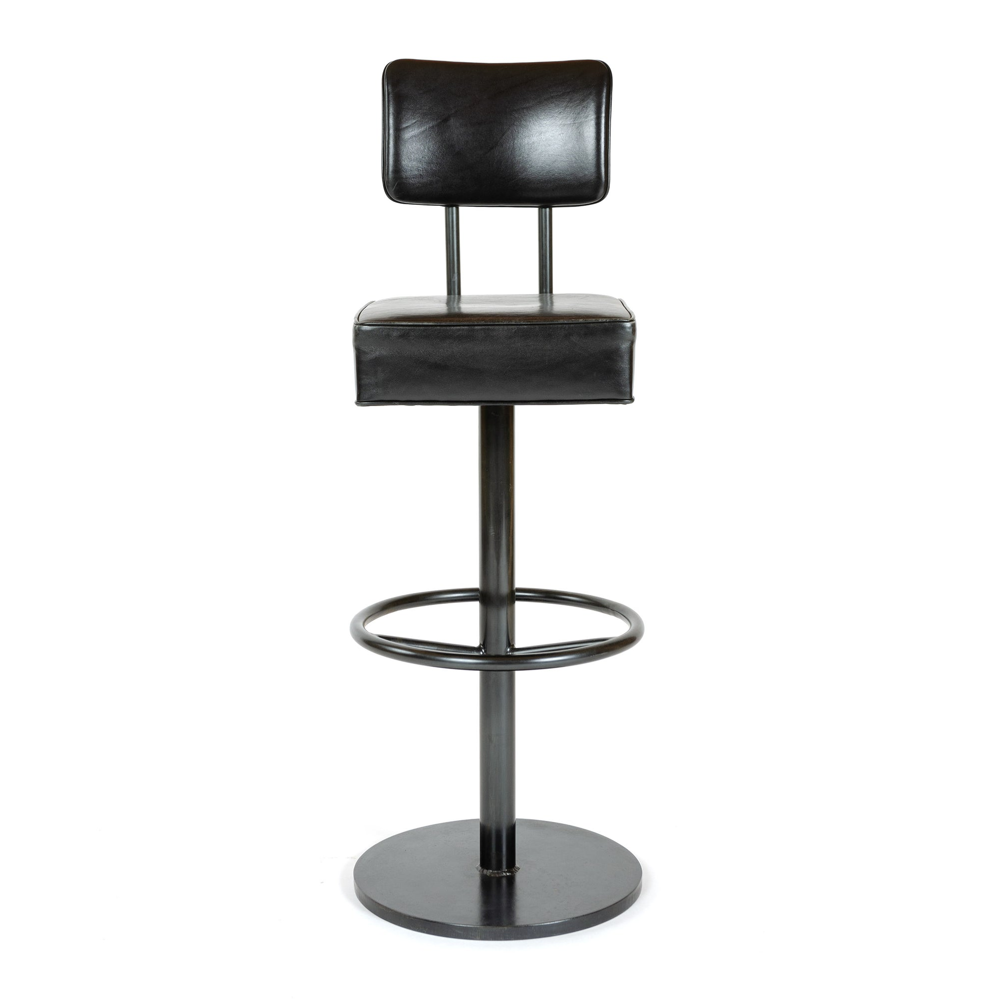 Disc Base Swivel Barstool