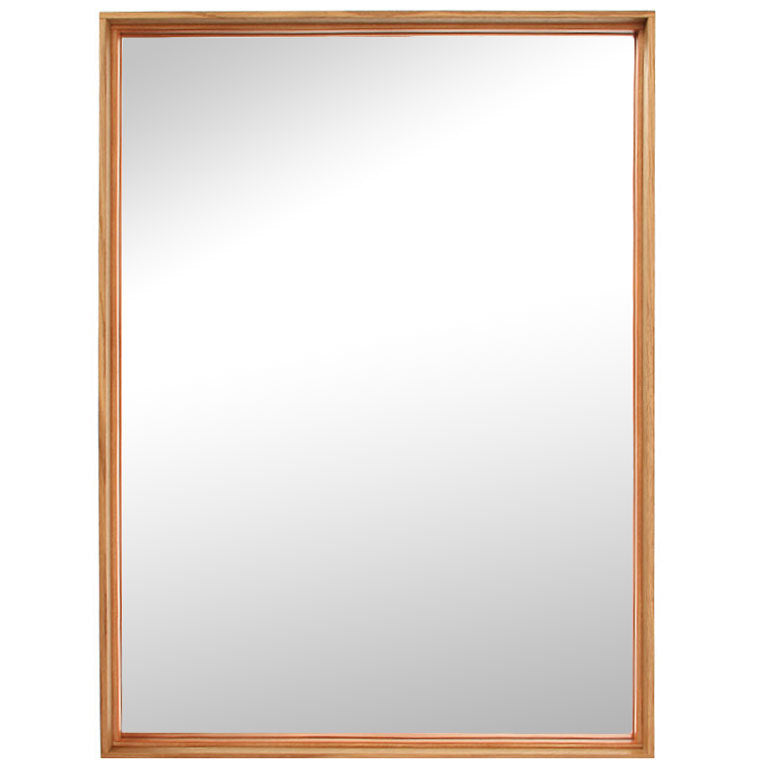 WYETH Original Thin Line Solid Wood Mirror