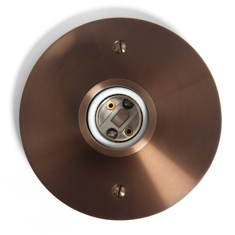 Round Flush Mount Light