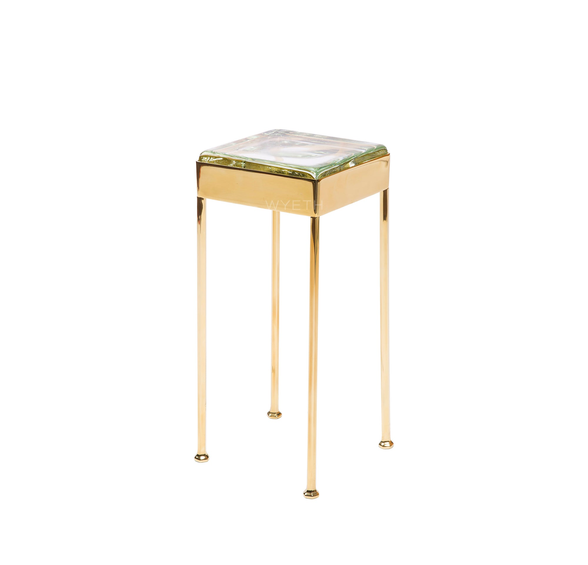 WYETH Original Glass Block Cocktail / Side Table - Tables - WYETH WYETH