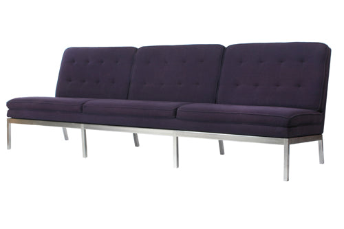 Armless Sofa - Seating - Florence Knoll WYETH