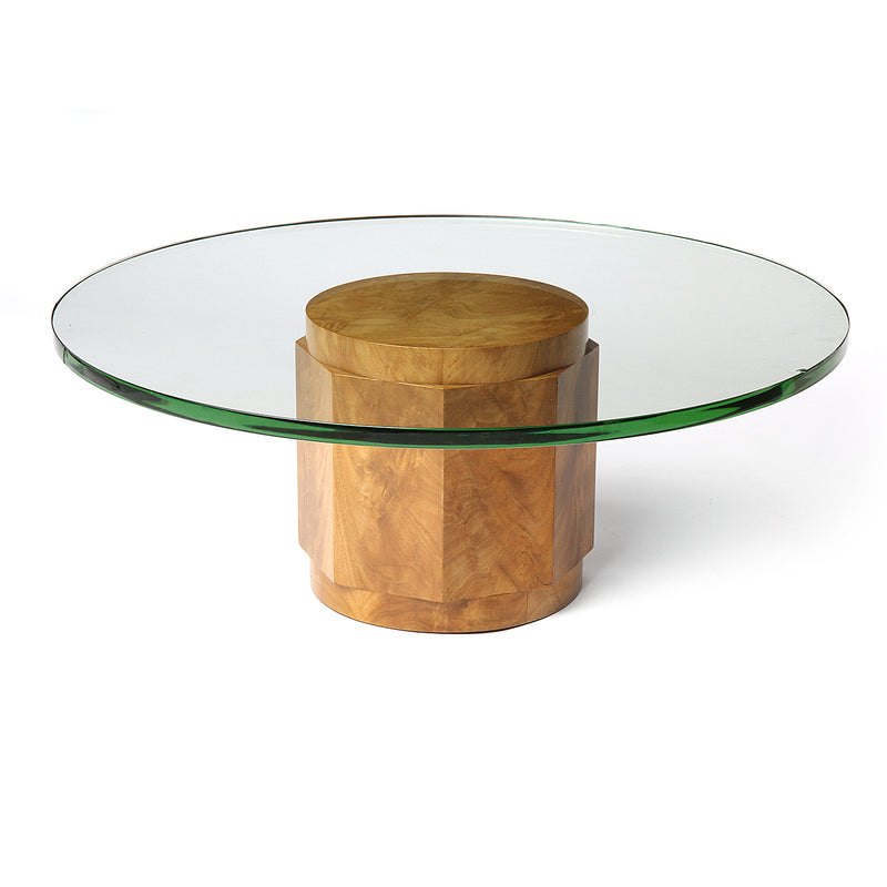 Octagonal Based Low Table