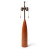 Turned Teak Table Lamp - ESA Denmark - WYETH
