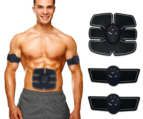 ABS Stimulator Portable Muscle Trainer