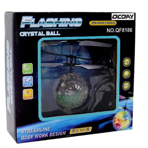 Cool and Crazy Flying Ball (Kid and Adult)