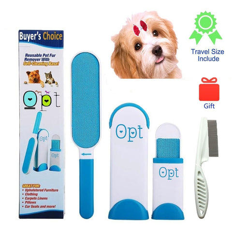 Pet Fur and Lint Remover from Furniture and Clothes
