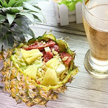 Pineapple Corer and Slicer (Durable version)
