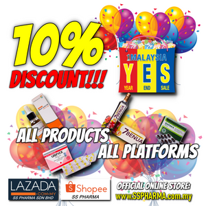 PROMOSI YEAR END SALES [YES 2019]
