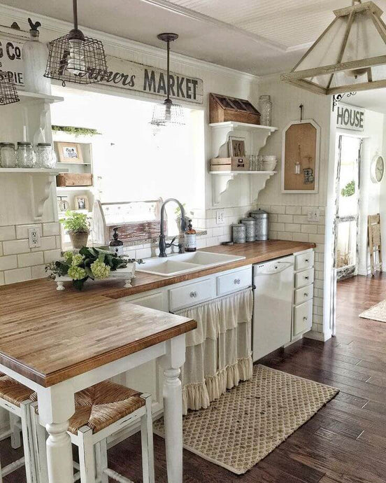 38 Rustic Farmhouse Interior Design Ideas That Will Inspire Your 2018 Remodel