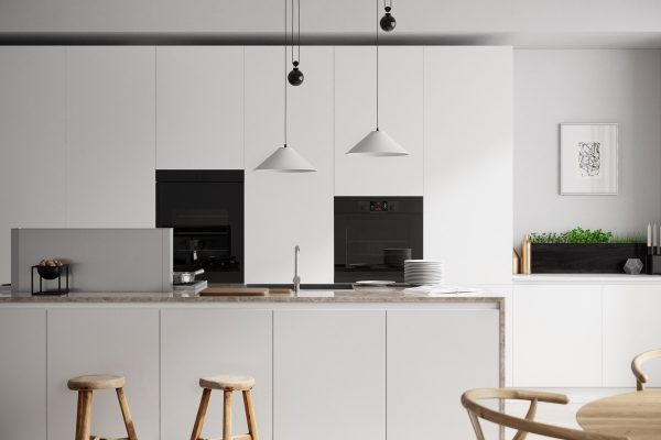 40 Minimalist Kitchen Ideas for Your 2018 Remodel