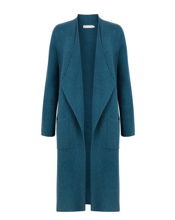 Mia Fratino | Mia Fratino 17123 Cashmere Lapel Coat | Club Connection Prahran