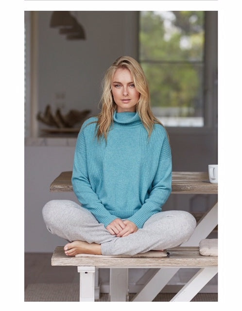 Mia Fratino | Mia Fratino 16106 Classic Roll Neck Sweater | Club Connection Prahran