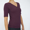 organic cotton v neck