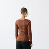 Sweater Tee Square Neck