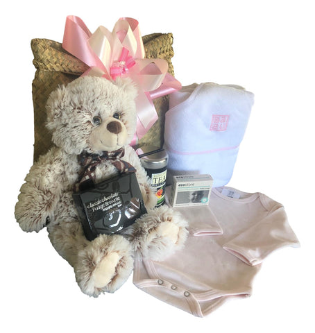 New Born, Baby Shower, Maternity Leaving Baby Gifts - Basket Creations Gift Hampers