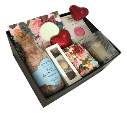 Luxury Pamper Gift Baskets & Gift Hampers For Women