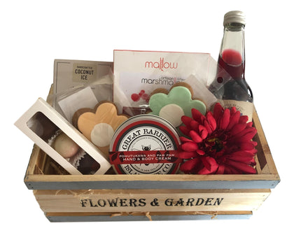 Pamper Hampers For Women, Birthday, Anniversary Gift Ideas For Women - Basket Creations