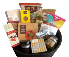 Food & Nosh Gift Baskets - Basket Creations NZ