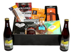 Gourmet Gift Boxes For Men - Basket Creations