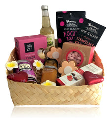 Pamper gifts for her - Basket Creations NZ