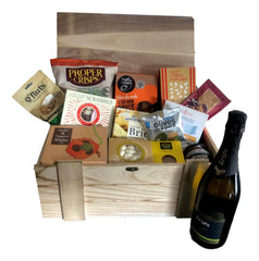 Non Alcoholic Gift Hamper - Basket Creations NZ