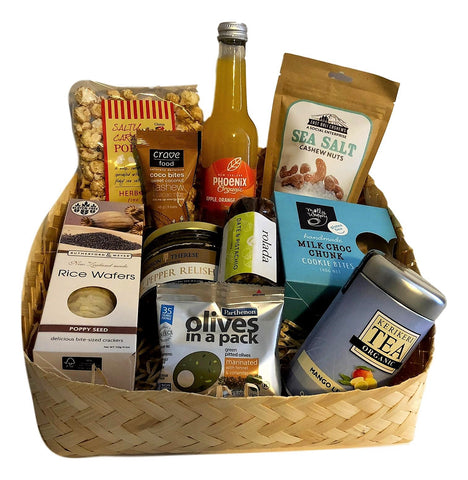 Gluten free gift baskets and hampers - Basket Creations NZ