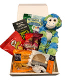 Gift Baskets For Kids, Cute toys and yummy food - Basket Creations