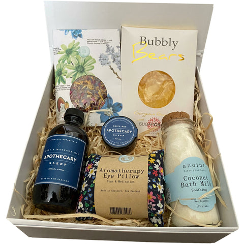 Pampering Gift Boxes For Women
