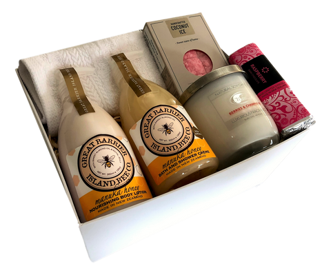 Luxurious Pamper Products for Women - Basket Creations NZ